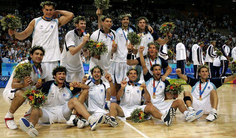 básquet argentino, la generación de oro