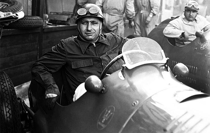 Carreras memorables de Fangio