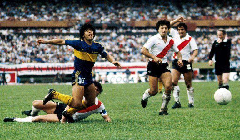 Cuatro superclásicos de otro nivel argentinos