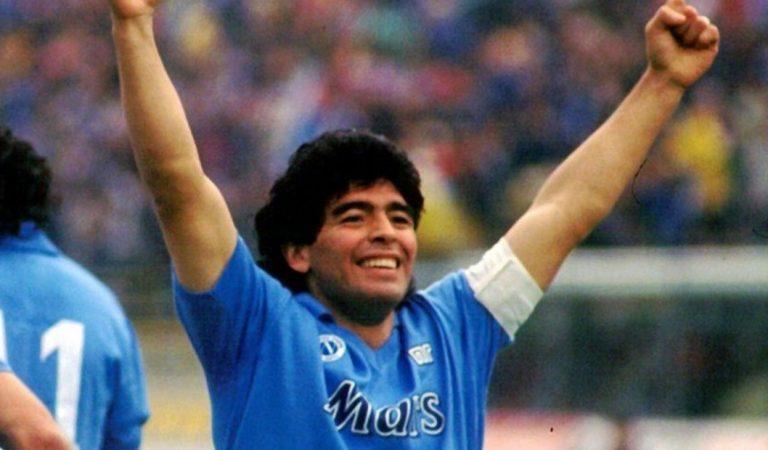 Maradona y Napoli. Caminos cruzados
