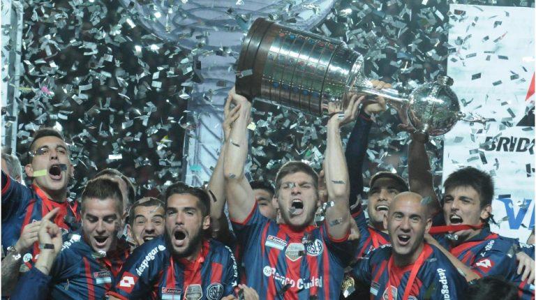 San Lorenzo copa libertadores