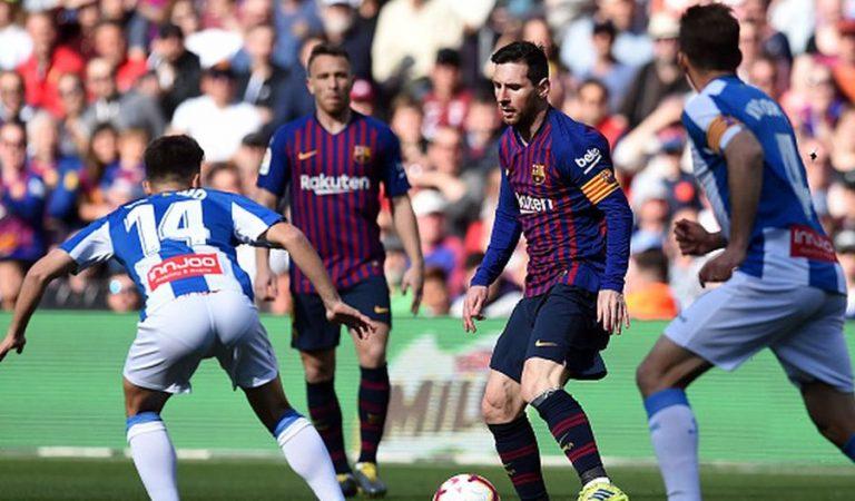 Espanyol y Barcelona se enfrentan en una nueva edición del Derby de Cataluña