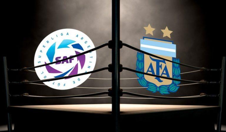 Lio por el reinicio de la Superliga Argentina