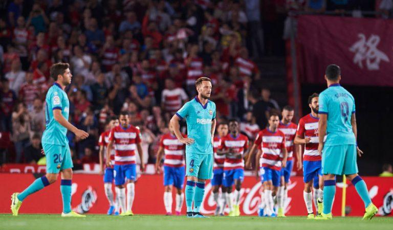 La liga española: pronóstico Barcelona vs Granada