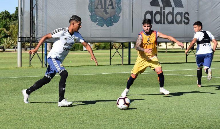 Argentina Sub23 define a sus 23 jugadores para el Preolímpico