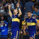 Boca Juniors vs Godoy Cruz