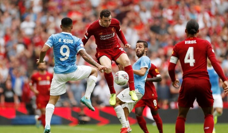 Pronóstico Manchester City vs Liverpool