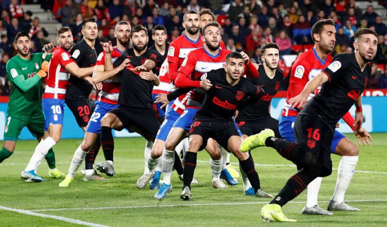 Pronósticos La Liga | Atlético Madrid vs Granada