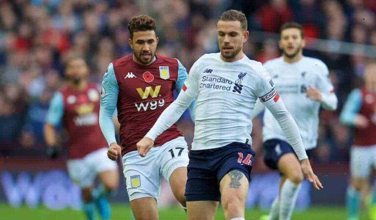 Aston Villa vs Liverpool | Previa, Pronóstico y Cuotas